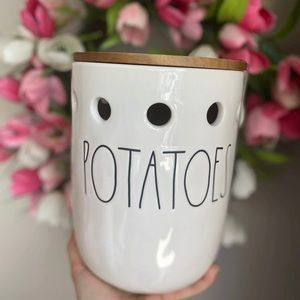 rae dunn potatoes